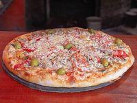 29 - Pizza especial del maestro
