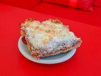 Tarta de coco con Dulce de Leche x 1 Porcion