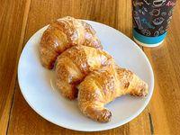 Promo - Café con leche + 3 medialunas
