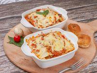 2 Lasagnas Boloñesa