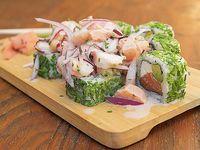 110 - Special sea sake roll