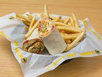 Classic Chicken Wrap