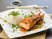 Salmon oriental