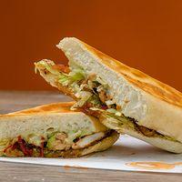 Sandwich Pollo Teriyaki 8