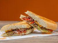 "Sandwich Ropa Vieja 8"""