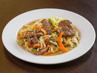 Chop Suey con Carne