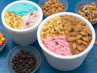 Promo Sugar crunch - 1.5 kg de helado + 4 tacitas