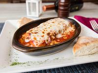 Lasagna de Carne Bolognesa