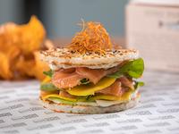 Sushi Burger clasic fresh