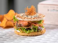 Sushi Burger ahumada