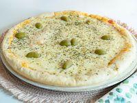 Pizza grande mozzarella (8 porciones)