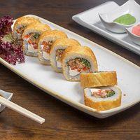 California tempura roll (10 piezas)