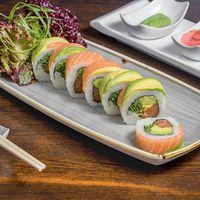 Kani maki roll (8 piezas)