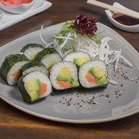 Sake maki roll (8 piezas)