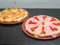 Promo 4 - Pizza muzzarella + pizza especial
