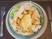 Menú para 2 personas - Ensalada Caesar con pollo