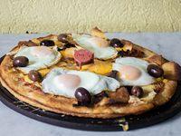 Pizza especial Uno Bera