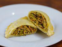 12 - Empanada Chop suey de pollo