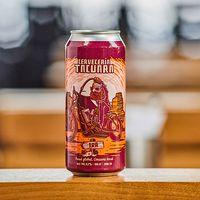Cerveza Tacuara Irish Red Ale lata 473 ml