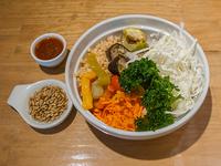 Bowl de arroz Yamaní