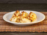 Empanadas de pollo docena