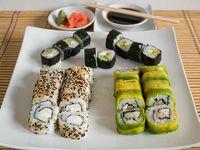Menú 4 - 30 piezas de sushi A (20% Off)