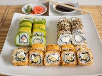 Menú 5 - 30 piezas de sushi B (20% Off)