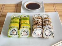 Menú 1- 20 piezas de sushi A (20% Off)