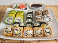 Menú 8 - 40 piezas de sushi A (20% Off)