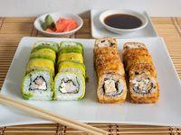 Menú 2 - 20 piezas de sushi B (20% Off)