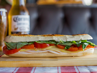 Sandwich de pavita
