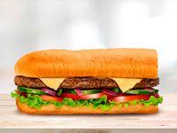 Sándwich Subway criollo (15 cm)