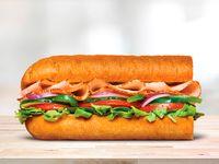 Sándwich de pavo (15 cm)
