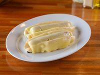 Pancho con mozzarella