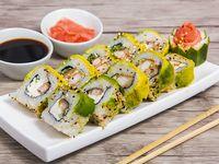 Ebi fry roll (10 piezas)