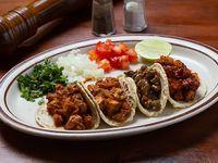 Tacos de pollo (4 unidades)