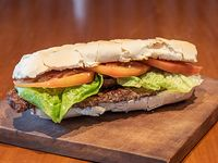 Sándwich de  Bife de chorizo premium