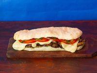 Sandwich Bondiolita napolitana