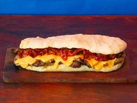 Sandwich Bondiolita Tocineta