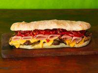 Sándwich bondiolita pro