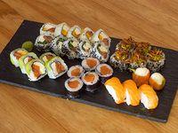 Combo Eilat (100% salmón premium) 30 piezas