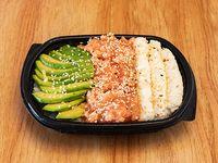 Miércoles de Sushi - Ensalada de sushi classic