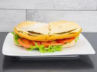 Sándwich de milanesa clásico