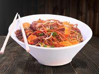Master Fried Rice Mixto (Pollo & Res)