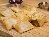 Empanadas de queso (10 unidades)