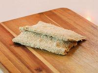 Milanesas empanadas de jamón y queso (kg)