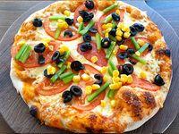 Pizza vegetariana (30 cm)