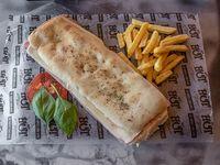 Sándwich Hot