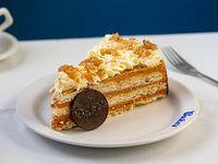 Torta santa Inés (porción)