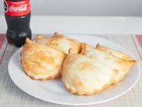 Promo - 6 Empanadas Pagnifique + Coca-Cola 250 ml